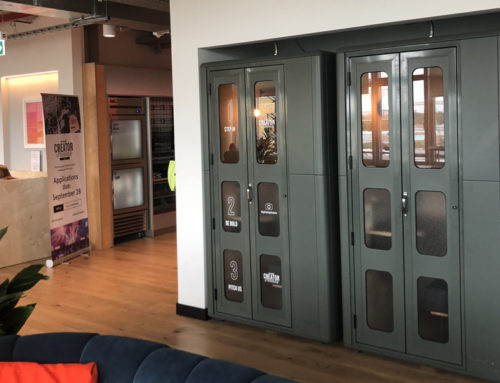 Successful launch of wework phone booth with 1000 units already shipped.